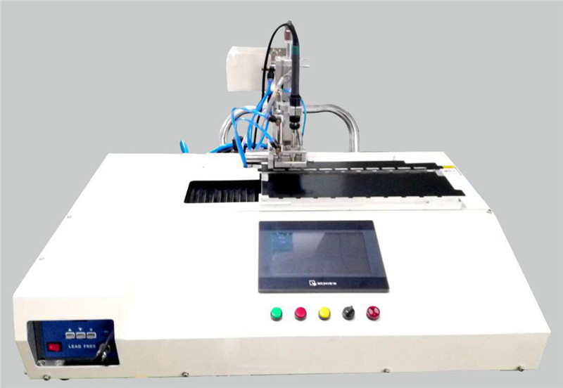 Semi-automatic Soldering Machine