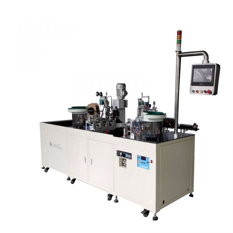 Automatic Thermocouple Brazing Machine
