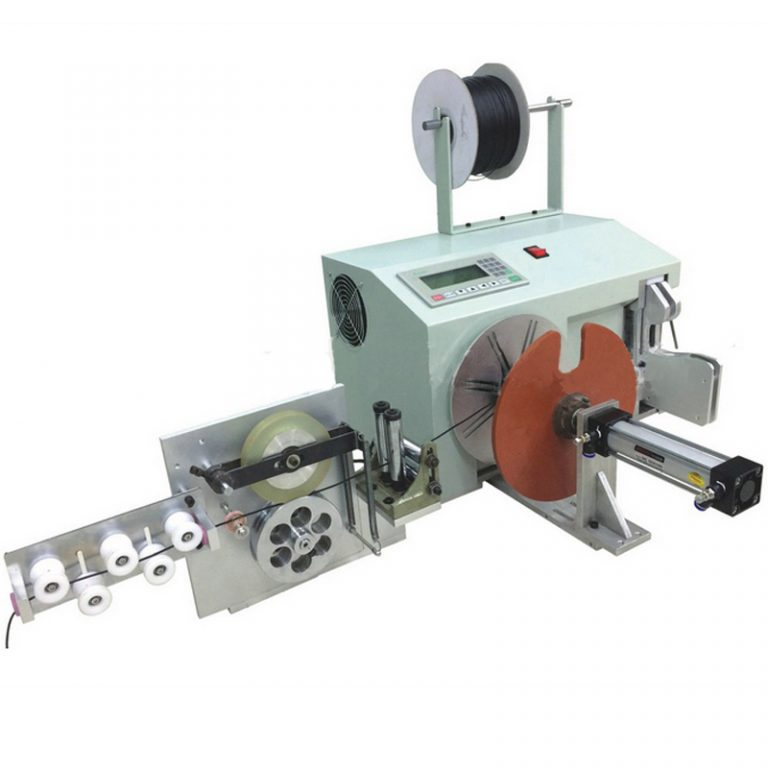 Wire Cutting winding and tying machine with counting meter