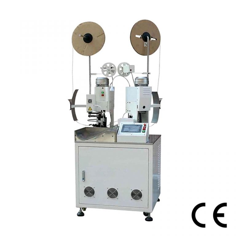 Automatic Wire Cut Strip Crimp Machine(two ends can be crimped)