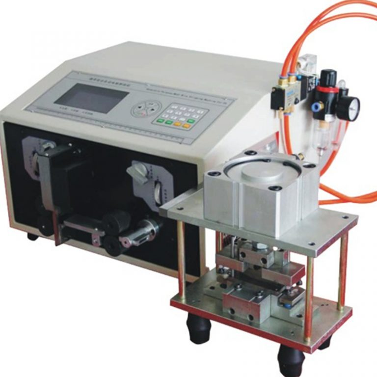 Automatic Ribbon Cable Cutting stripping machine (Max width 12P,with splitting function)