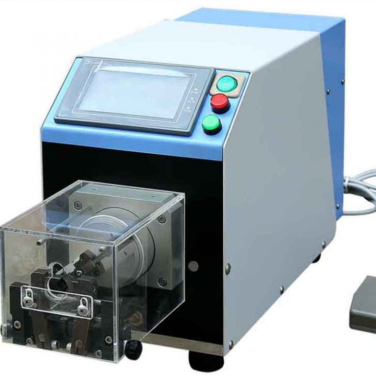 Coaxial Cable Stripping Machine (Max 9 layers)
