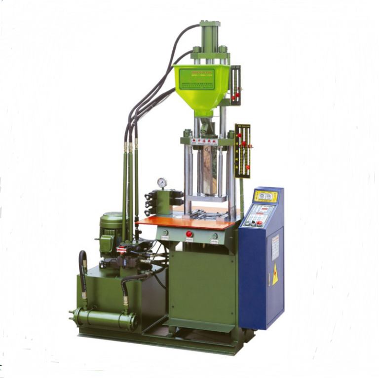 AM701-5.5T Vertical Type Injection Moulding Machine