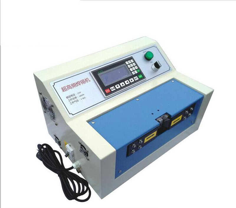 High frequency soldering machine