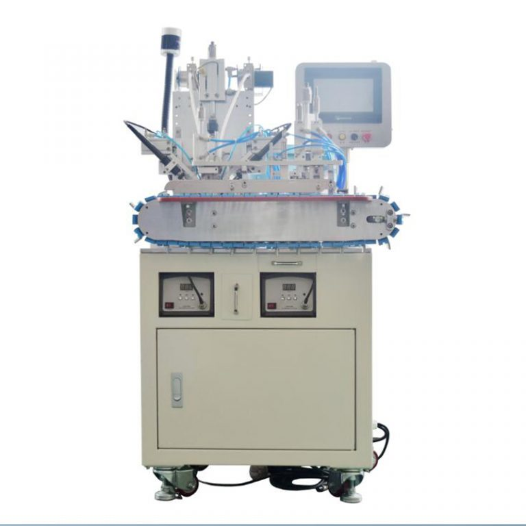 Automatic DC Connector Soldering Machine