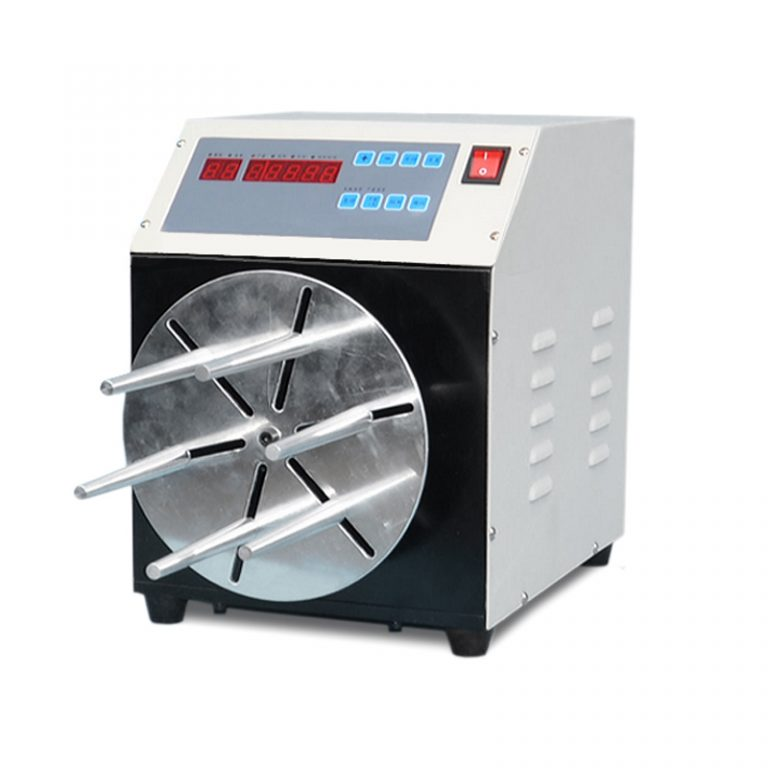Simple economic cable winding machine