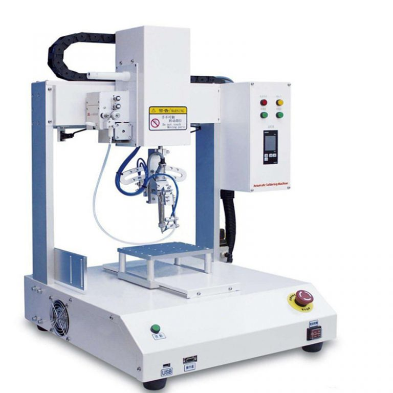 Automatic Table Soldering Machine