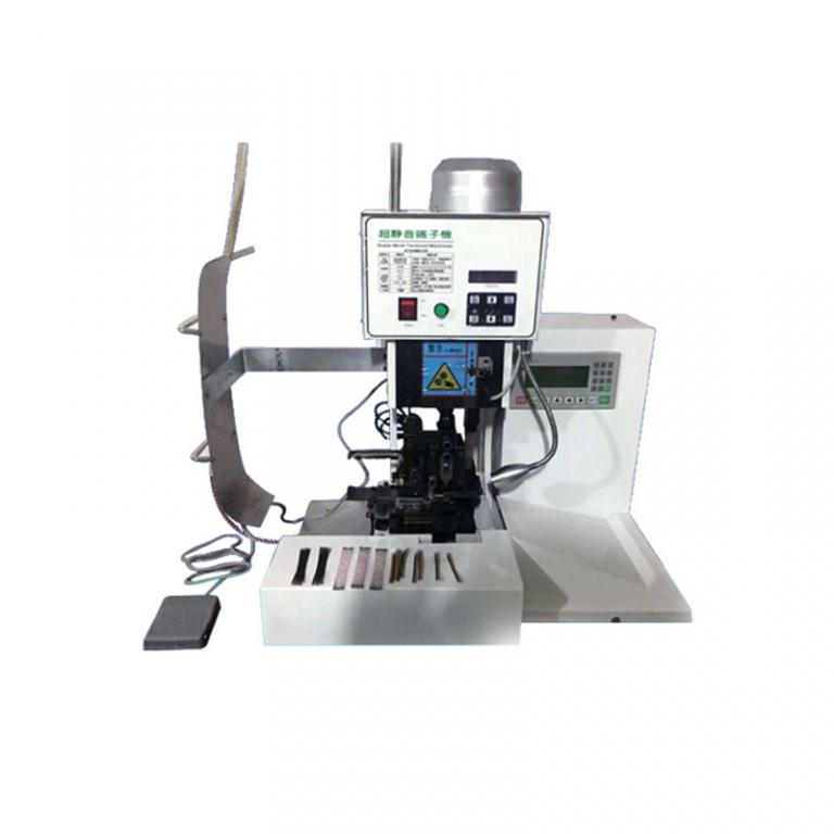 Semi-auto Flat Cable Crimping Machine