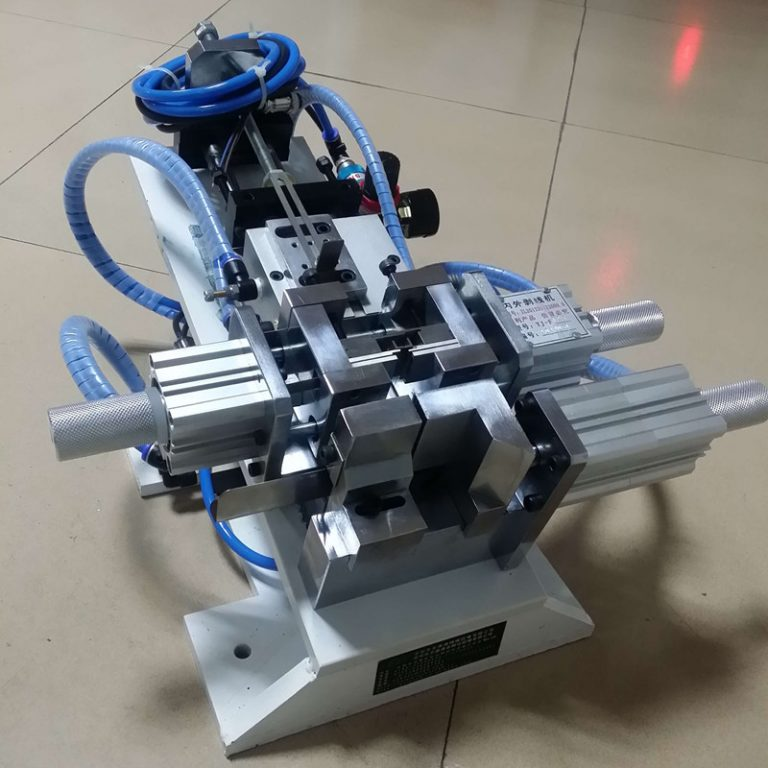 Jacket Cable Stripping Machine (can strip outer and inner at same time)