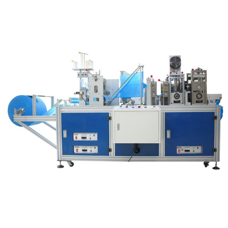 AM-DH3510 Automatic ultrasonic non-woven shoe cover making machine